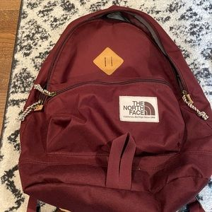 The North Face Backpack - Maroon